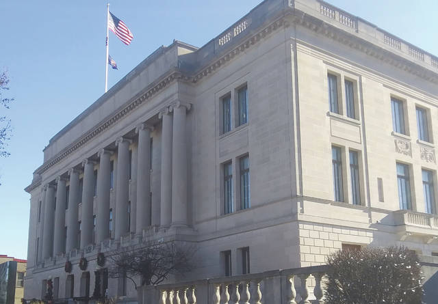 Preble County Common Pleas Court heard cases involving drugs, theft and violating a protection order on Tuesday, April 13. Judge Stephen R. Bruns presided.