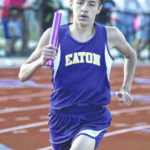 Eaton boys, girls 2nd at Eagle Relays