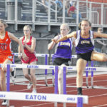 Eaton sweeps Preble County Championships