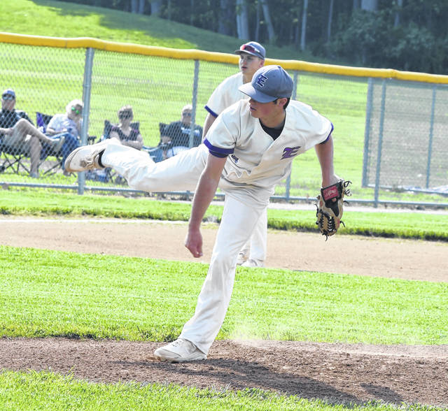 Eaton baseball won its first sectional title since 2011, beating Trotwood-Madison 29-1 on Thursday, May 20.