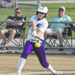 Eagles sweep Monroe, softball sets record
