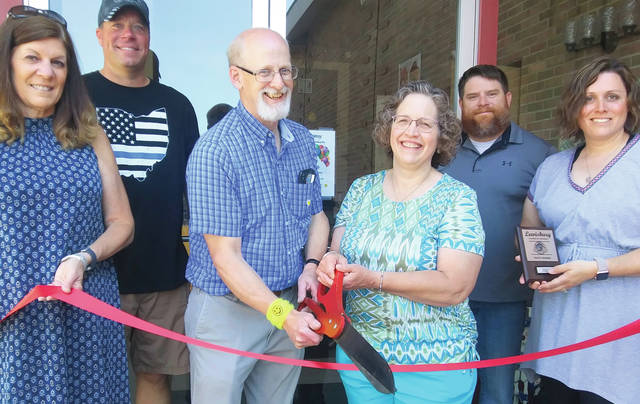 The Joy & Whimsy Depot held a grand opening and ribbon-cutting ceremony on Saturday, June 5.