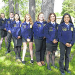 MVCTC FFA selects 2021-22 officers