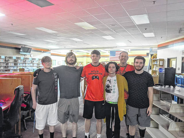 Trail's Smite team consists of Team Captain Adam Warren and team members Zach Horn, Martin Jones, Zachary Sandlin and Carson Sievers. The Blazers are coached by Brian Pool.