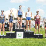 Eaton's Guiley, Deaton place at state