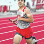 Eaton trio qualifies for state