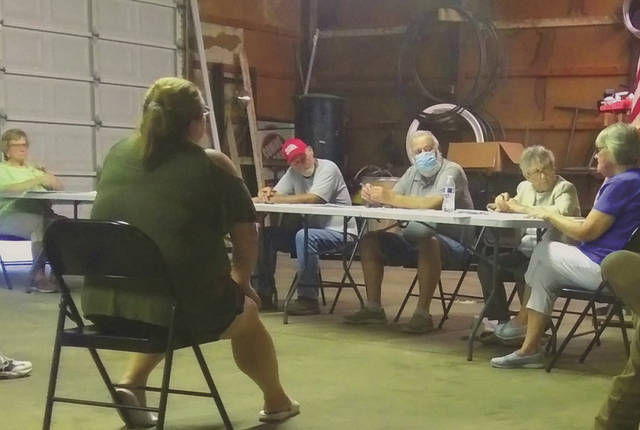 """New Paris Village Council voted to move forward with a $540,000 construction project and passed an ordinance regulating """"tiny homes"""" during its regular monthly meeting Monday, July 12."""