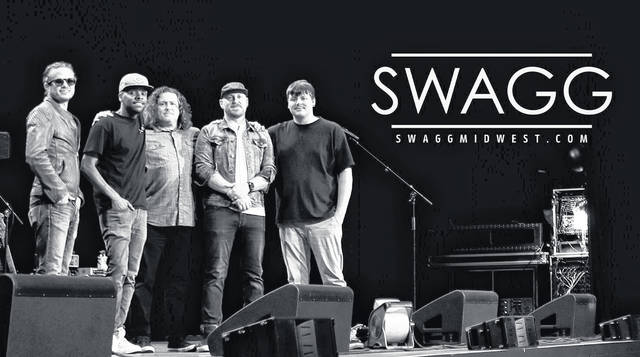 SWAGG will perform on Monday, Aug. 2, from 6-7:30 p.m. and 8-9:30 p.m. courtesy the Preble County Convention & Visitors Bureau.