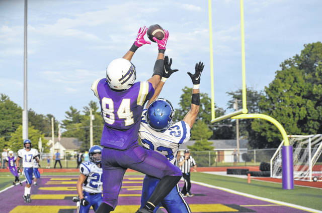 Football returns to Preble County this weekend.