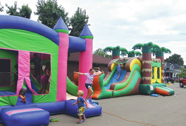 The Camden-Somers Township Fire and EMS Association held its annual Back to School Sunday Funday on Sunday, Aug. 15.