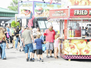 'Good to get back to normal,' Preble County Fairgoers say