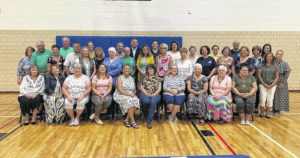 Volunteers recognized for work during pandemic