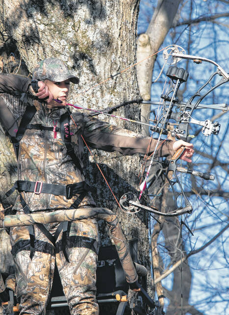 Celebrate National Hunting and Fishing Day on Saturday, Sept. 25 with the start of Ohio's deer-archery hunting season.