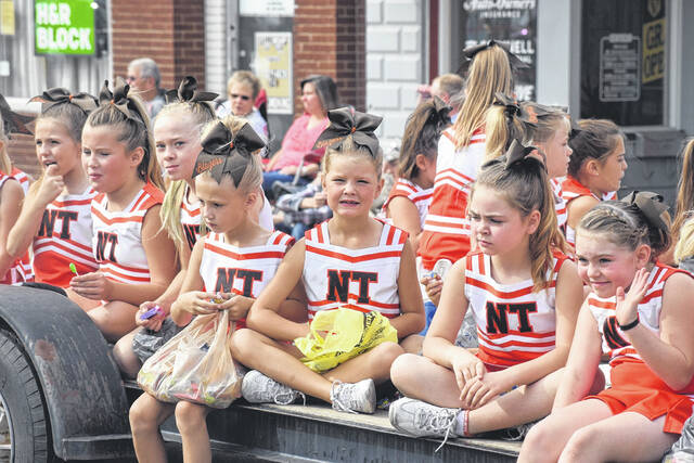 New Paris' AppleFest will take place from Friday, Sept. 10 to Sunday, Sept. 12.