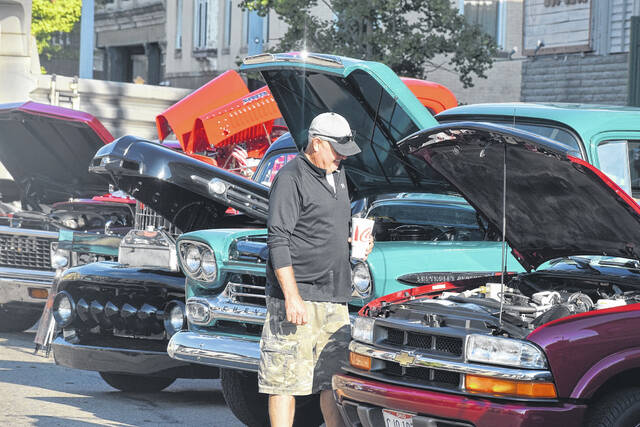 After a COVID-19 year off in 2020, Downtown Eaton Inc. is bringing TruckFest back to town this coming Saturday, Sept. 25. The group hopes events like last month's Old Fashioned Downtown Saturday Night and this weekend's TruckFest will add to the revitalization of the downtown area.