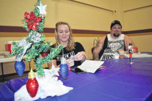 """Donors offer support at """"Stevie Strong"""" blood drive"""