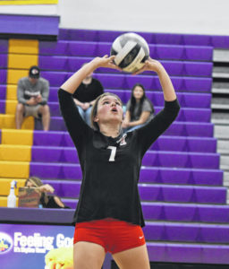 WOAC announces all-volleyball selections