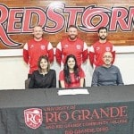 Haddad signs with Rio Grande women's soccer