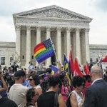 Gay marriage legalized nationwide