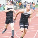 Scenes from day 1 of OHSAA state meet