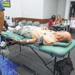 Gallipolis donates blood