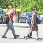 First day of school in Gallia County