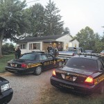 Police enact search warrants, recover drugs