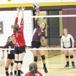 Meigs falls to Ironladies, 3-1