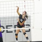 Lady Lancers sweep River Valley