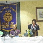 Gallipolis Rotary hosts district governor