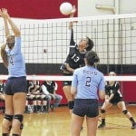 PCHS sweeps Point
