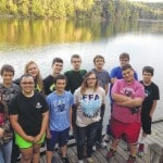 Members attend FFA Greenhand Camp