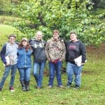 Gallipolis FFA attends state forestry contest