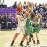 Lady Cats hold off Southern, 56-49