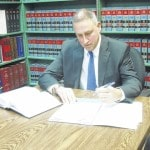 Prosecutor Adkins seeks another term