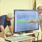 City listens to waterfront project concerns