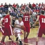 Tomcats knock Rebels from 1st-place