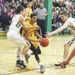 Tornadoes hold off Eastern, 53-45