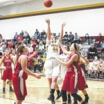 Lady Tornadoes win sectional title