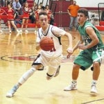 Scarlet Knights sweeps Point Pleasant, 56-53