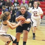 Lady Knights charge past Hannan, 48-30