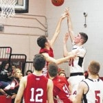 Redskins roll past Point, 76-51
