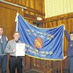 Local Sons of Union Veterans camp inducts new members