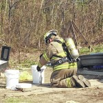 Meth lab found during probation search