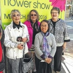 Group 'explores' Philly's flowers