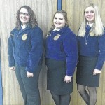 FFA competes in public speaking