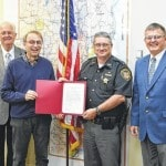 Gallia proclaims Corrections Officers Week