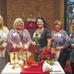 Delta Kappa Gamma initiates new members