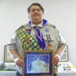 Ferrell becomes Eagle Scout