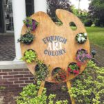 French Art Colony hosts garden, tasting tour